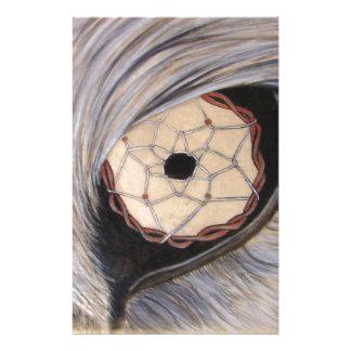 Wolf Eye Stationery