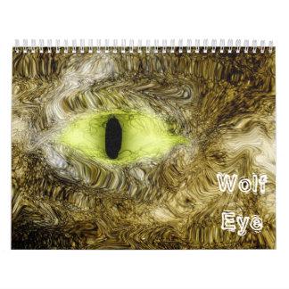 wolf eye calendar
