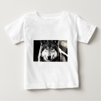 Wolf Eyes Baby T-Shirt