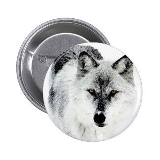 Wolf Eyes Pin