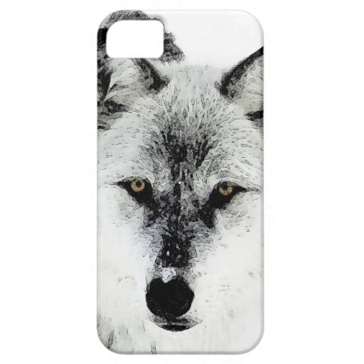 Wolf Eyes iPhone 5 Covers