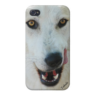 Wolf Eyes Case Savvy iPhone 4 Case