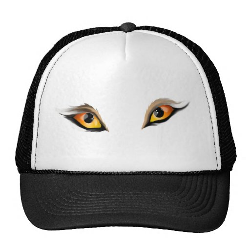 Wolf Eyes Hat