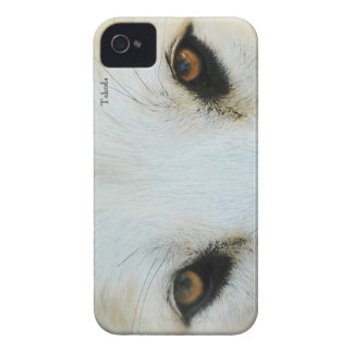 Wolf Eyes iPhone 4 Barely There Universal Case