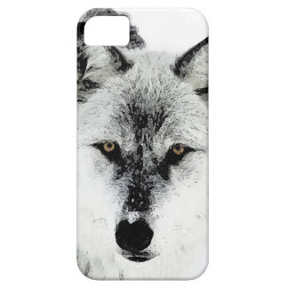 Wolf Eyes iPhone SE/5/5s Case
