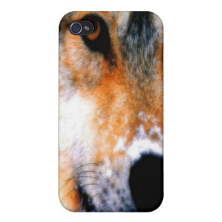 Wolf Face IPhone4 case cover sleeve Speck