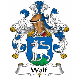 Wolf Family Crest