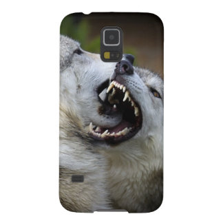 Wolf Fight Case For Galaxy S5