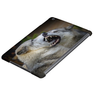 Wolf Fight Case For iPad Air