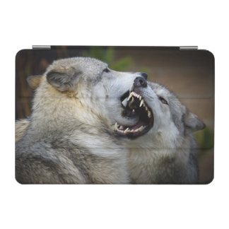 Wolf Fight iPad Mini Cover