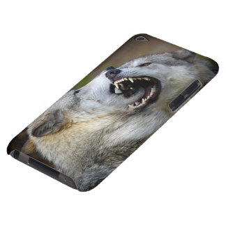 Wolf Fight iPod Touch Cover