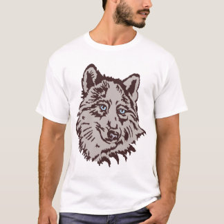 wolf,fortitude,infest,gang,fierce,murder,ruthless T-Shirt