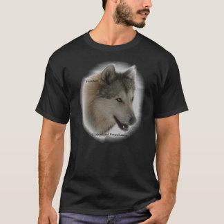 Wolf Freedom Basic Dark T-Shirt