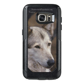 Wolf Freedom OtterBox Samsung Galaxy S7 Case