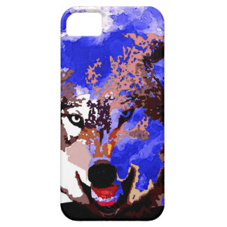 Wolf Full Moon iPhone 5 Covers