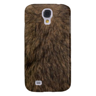 Wolf Fur 3G/3GS Galaxy S4 Case