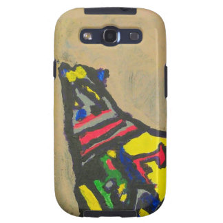 Wolf Galaxy S3 Cover