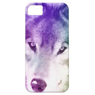 Wolf Gaze Art iPhone SE/5/5s Case