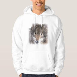 Wolf Gaze Hoodie