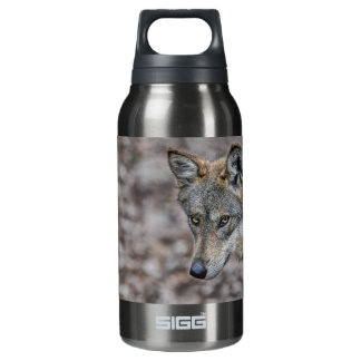 Wolf Glimpse Insulated Water Bottle