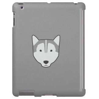 wolf gray ipad 2/3/4 case