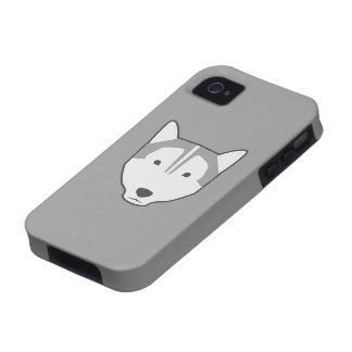 wolf gray iphone4 case