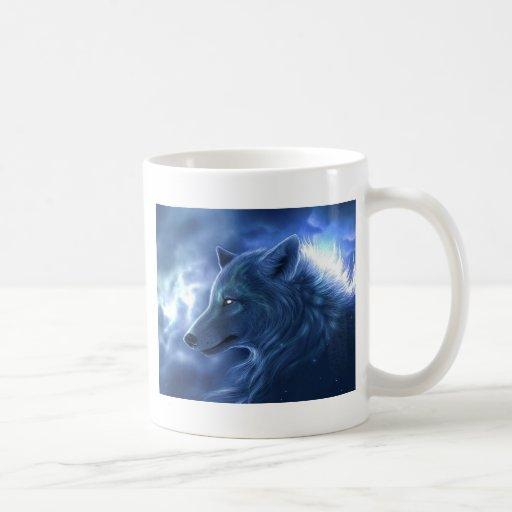 Wolf Guardian Mug