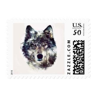 Wolf Head Postage