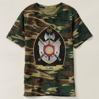Wolf Heraldry Crest Sigil Black T-shirt
