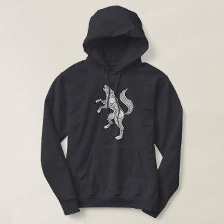 Wolf Heraldry Hoodie