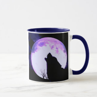 Wolf Howl  Coffee Mug