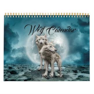 Wolf Howl Moon Stars Life Home Destiny Destiny'S Calendar