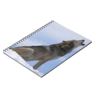 Wolf Howl Note Books
