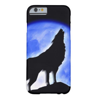 Wolf Howling at Moon iPhone 6 Case