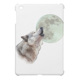 Wolf Howling Case For The iPad Mini