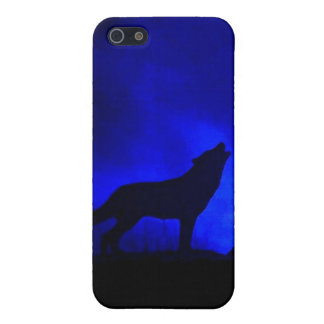 Wolf Howling Speck Case for iPhone 5/5S