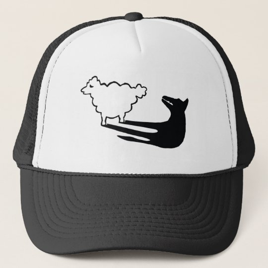 Wolf in Sheep's Clothing Trucker Hat