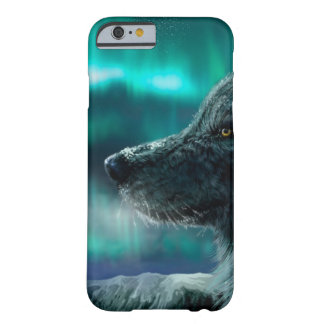 Wolf in the Night Barely There iPhone 6 Case