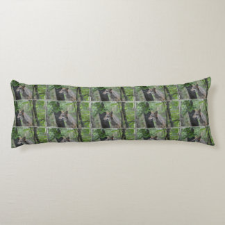 Wolf in the Wilderness Body Pillow
