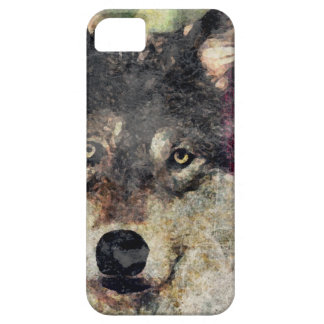 Wolf // iPhone 5/5S Case