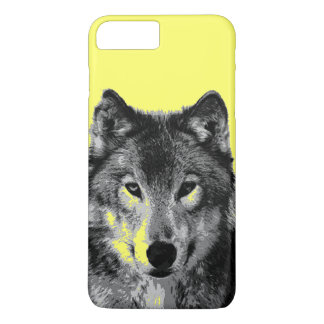 Wolf iPhone 8 Plus/7 Plus Case