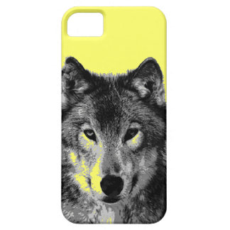 Wolf iPhone SE/5/5s Case