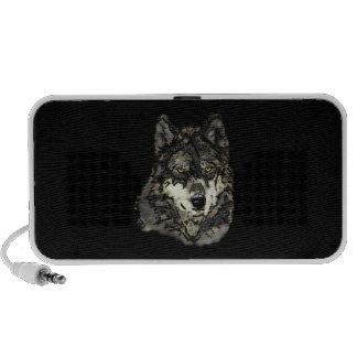 Wolf iPhone Speaker