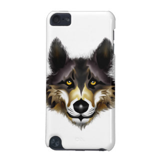 Wolf iPod Touch 5G Cases