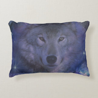 Wolf - Leader of the Pack Accent Pillow