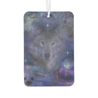 Wolf - Leader of the Pack Car Air Freshener