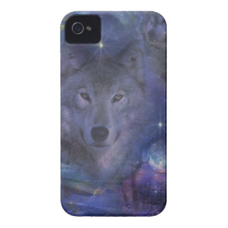 Wolf - Leader of the Pack iPhone 4 Cover