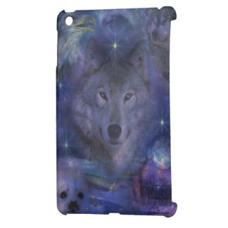 Wolf - Leader of the Pack Cover For The iPad Mini