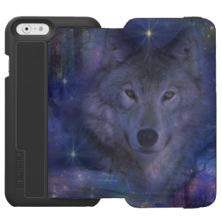 Wolf - Leader of the Pack iPhone 6/6s Wallet Case