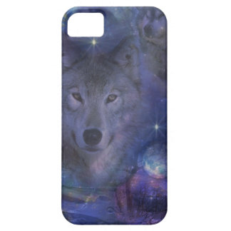 Wolf - Leader of the Pack iPhone SE/5/5s Case